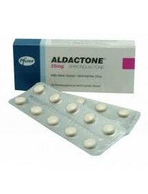 Brand Aldactone-25mg (90 pills)