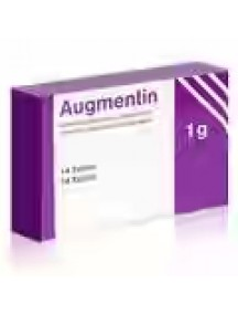 Generic Augmentin-250mg+125mg (30 Pills)