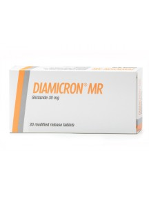 Generic Diamicron MR- 30mg (60 Pills)