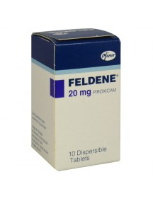 Generic Feldene-10mg (30 pills)