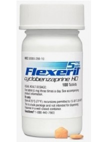 Generic Flexeril ER-15mg (30 pills)