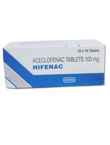 Generic Hifenac-100mg (30 pills)