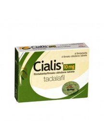 Generic Cialis-10mg (10 Pills)