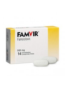 Generic Famvir-500mg (18 pills)