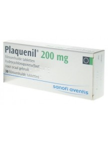 Generic Plaquenil-200mg (30 Pills)
