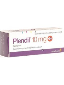 Generic Plendil-10mg (30 pills)