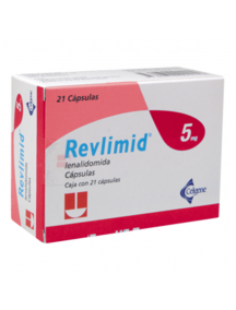 Generic Revlimid-5mg (30 Pills)
