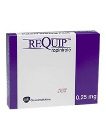 Generic Requip-0.25mg (30 pills)