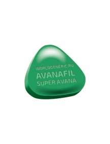 Super-Avana[Avanafil-100mg+Dapoxetine-60mg] (8 Pills)
