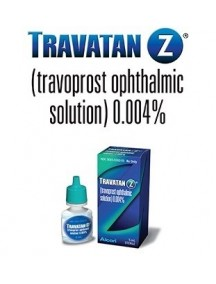 Generic Travatan Z-0.004 % 3ML (1 Bottle)