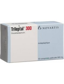 Generic Trileptal-300mg (30 pills)