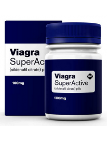 Generic Viagra Super Active-100mg (10 Pills)