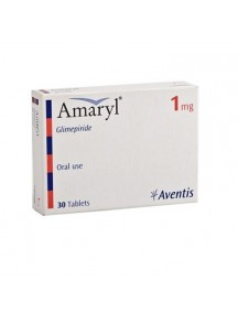 Generic Amaryl-3MG (90 Pills)
