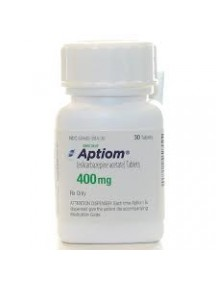 Generic Aptiom-400mg (30 Pills)
