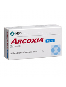 Generic Arcoxia-60mg (100 Pills)