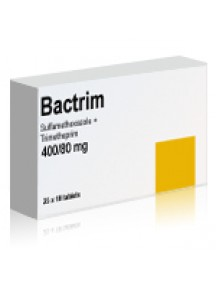 Bactrim DS 800 mg/160 mg (100 pills)