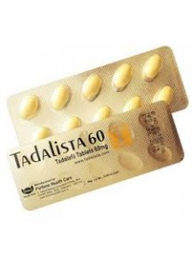 Generic Cialis-60mg (10 Pills)