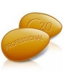 Generic Cialis Professional-20mg (10 Pills)