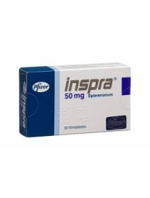 Generic Inspra-50mg (120 pills)