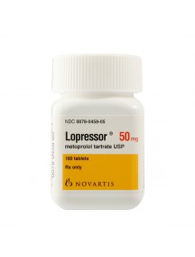 Generic Lopressor XL-12.5mg (100 pills)
