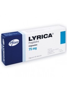 Generic Lyrica-75mg (30 pills)