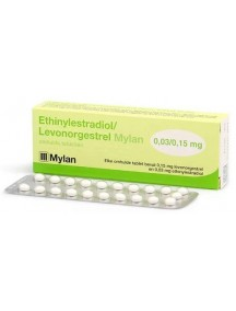 Generic Ovral L-0.15/0.03mg (21 Pills)