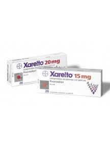 Xarelto-10mg (14 Pills)