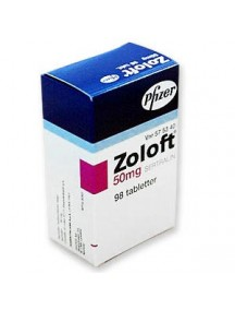 Generic Zoloft-100mg (60 Pills)